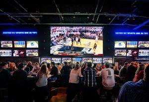 Sports bar Memphis